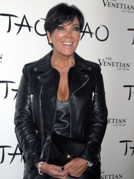 Co się stało z nosem Kris Jenner? (FOTO)