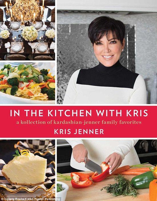 Kris Jenner napisała książkę! (FOTO)