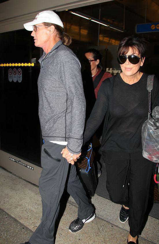 Szokuj�ca prawda o zwi�zku Bruca i Kris Jenner