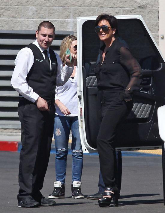 Seks taśma Kris Jenner dostała się w niepowołane ręce!