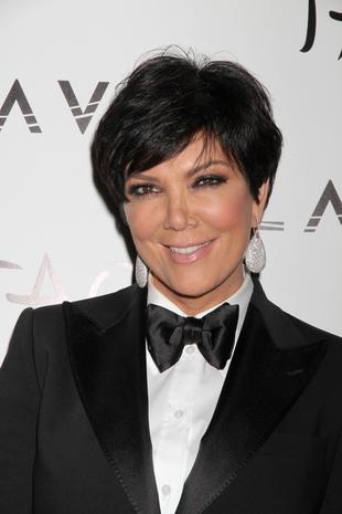 Kris Jenner wybrała męską stylizację (FOTO)