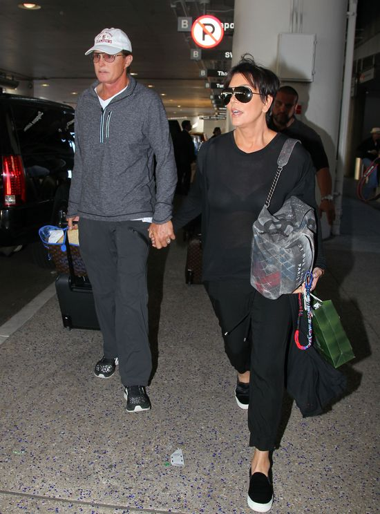 W co grają Kris i Bruce Jenner? (FOTO)