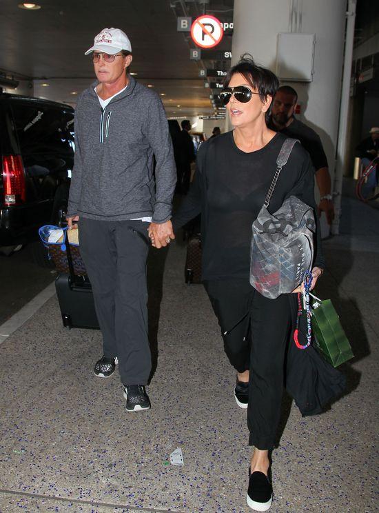 Kris Jenner trafiła do szpitala!