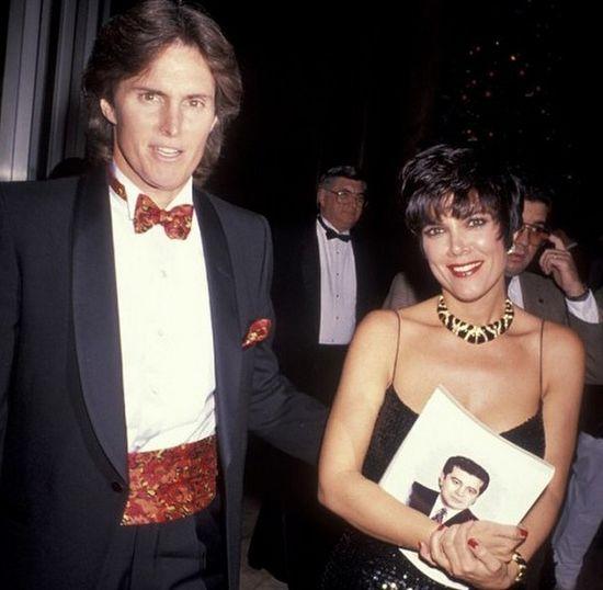 Bruce Jenner spotyka się z najlepszą przyjaciółką Kris!