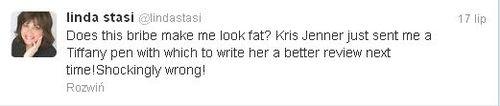 Nie krytykuj Kris Jenner, bo...