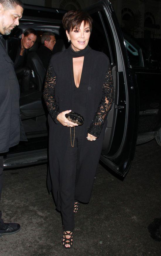Kris Jenner jest zdezorientowaną decyzją swojego ex