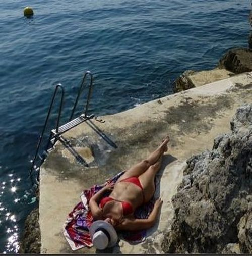 Kris Jenner pochwaliła się zdjęciem w bikini (FOTO)
