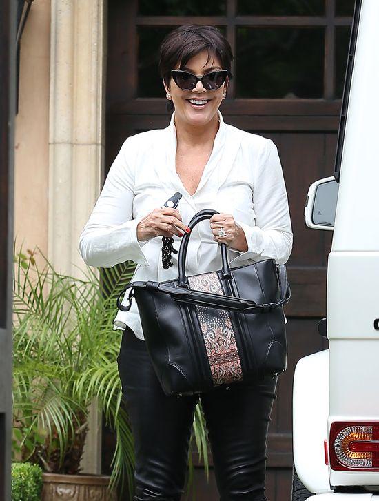 Wieczny uśmiech Kris Jenner (FOTO)