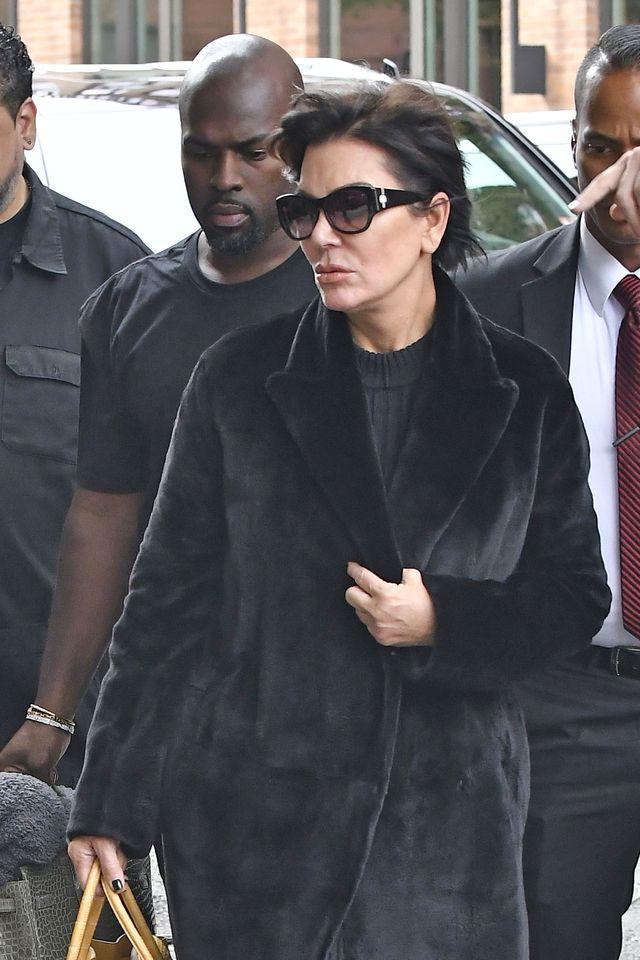 Kris Jenner już wie, jak zarobi na ciąży Kylie