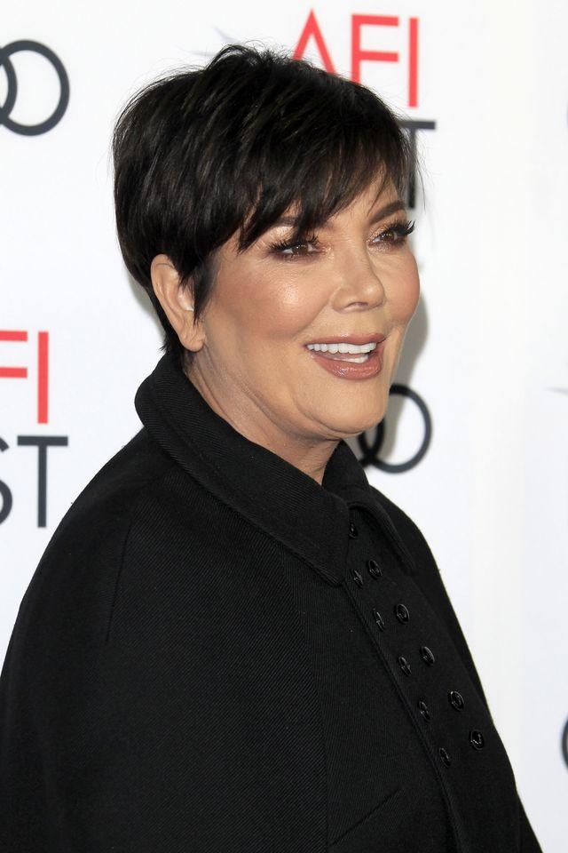 Kris Jenner zachwycona prezentem, jaki dostała od Jennifer Lawrence