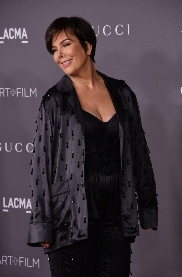 Kris Jenner poniosło… i potwierdziła ciąże córek?