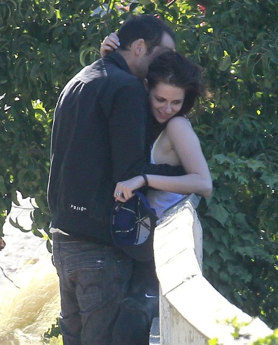 Kristen Stewart chce umówić się z Rupertem Sandersem!