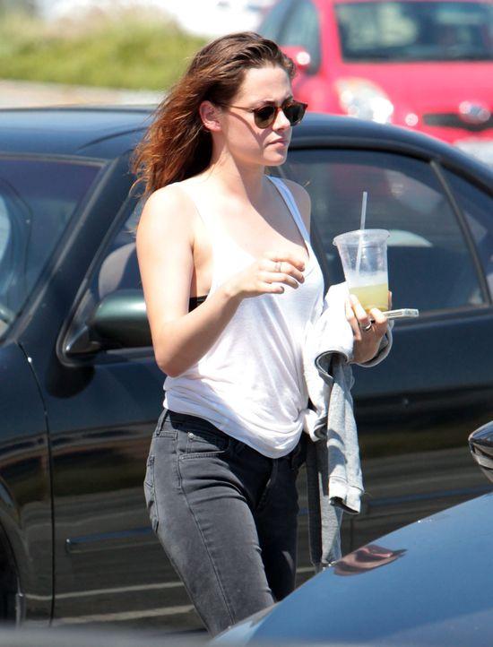 Riley Keough i Kristen Stewart spotkały się na imprezie