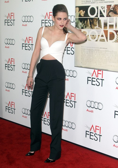 Kristen Stewart w odważnym zestawie (FOTO)
