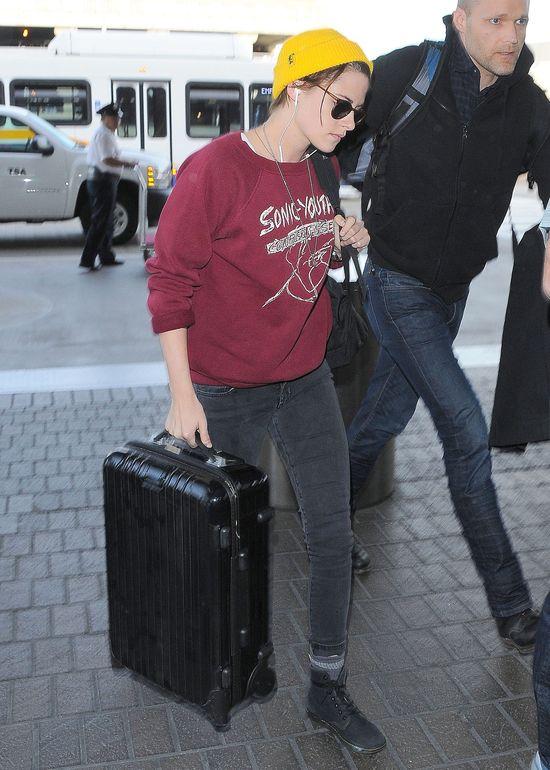 Kristen Stewart złożyła podejrzaną przysięgę (FOTO)
