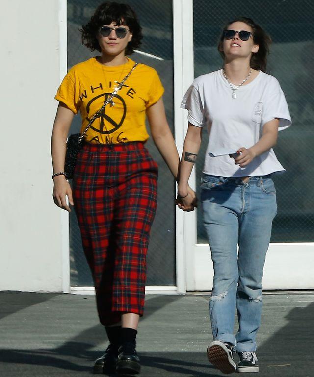 Co Kristen Stewart i Soko robiły wcześniej? (FOTO)