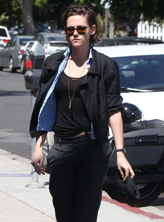 Tak wygląda przemyślana stylizacja Kristen Stewart? (FOTO)