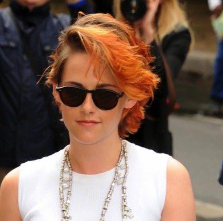 Jak wygląda Kristen Stewart w krótkich włosach?