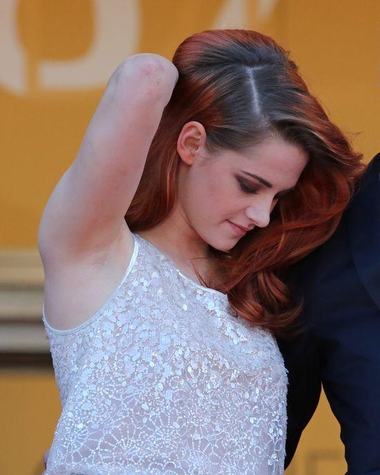 Kristen Stewart w spodniach na festiwalu w Cannes (FOTO)