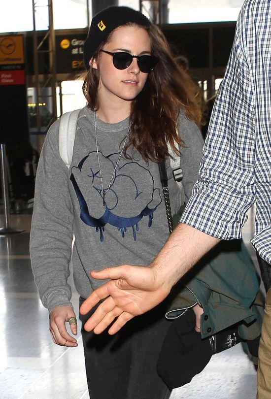 Kristen Stewart marzy o fryzurze na chłopaka (FOTO)