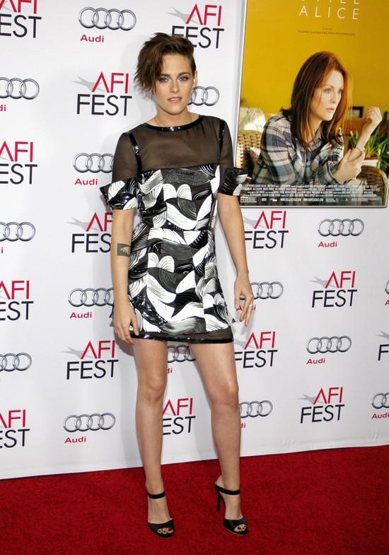 Kristen Stewart o operacja plastycznych: To wandalizm!