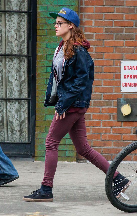Dlaczego Kristen Stewart przytyła 6 kilogramów? (FOTO)