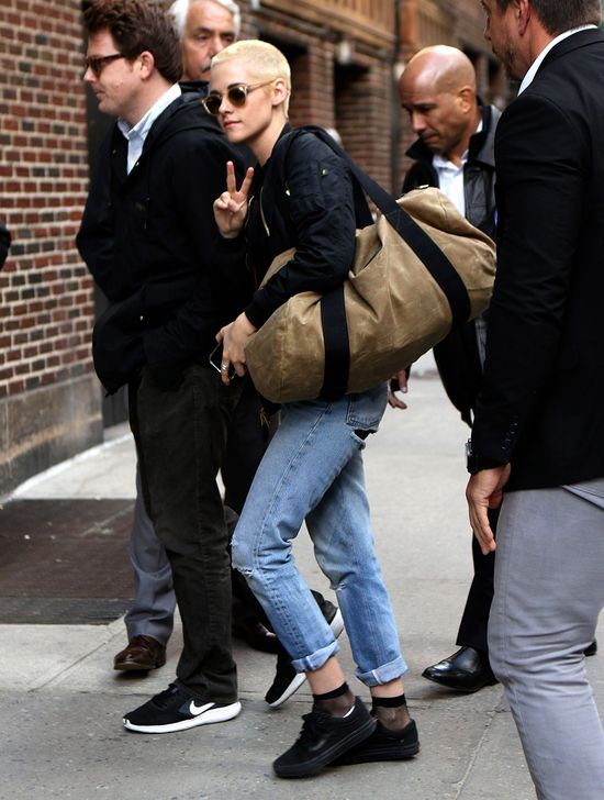 W tej scenie Kristen Stewart MASTURBOWAŁA SIĘ w rzeczywistości?