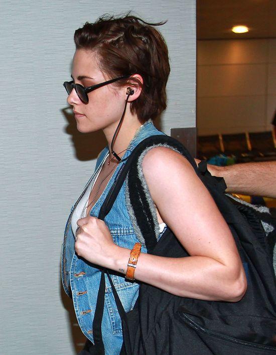 Związek Nicholasa Houlta i Kristen Stewart kwitnie
