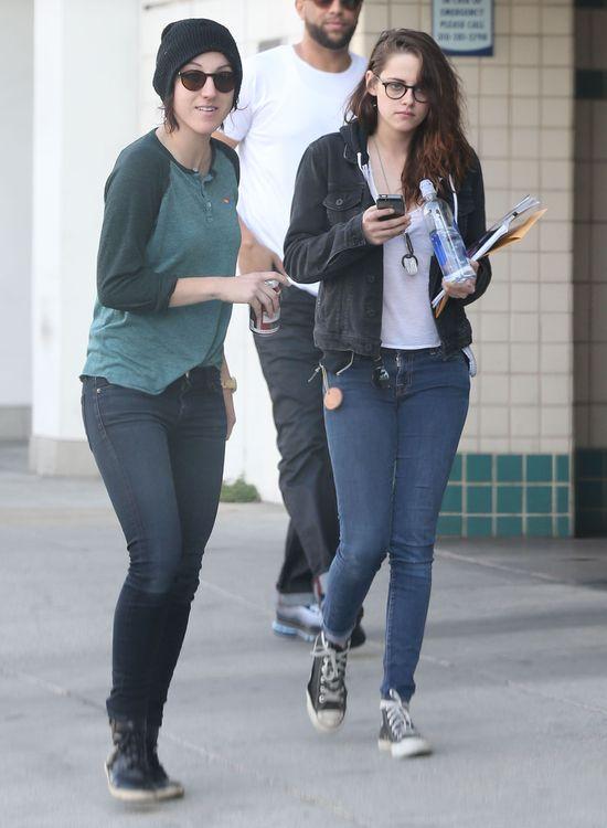 Wiemy, jak wygl�da dziewczyna Kristen Stewart! (FOTO)