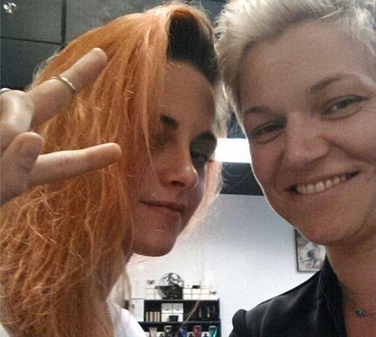 Kristen Stewart jest rudzielcem! (FOTO)