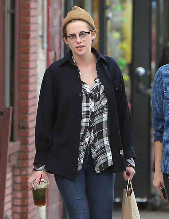 Kristen Stewart �wi�ta sp�dzi�a z T� KOBIET�