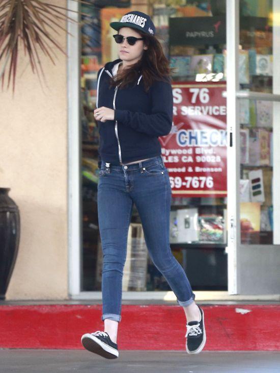 Kristen Stewart myśli poważnie o... dziewczynie?