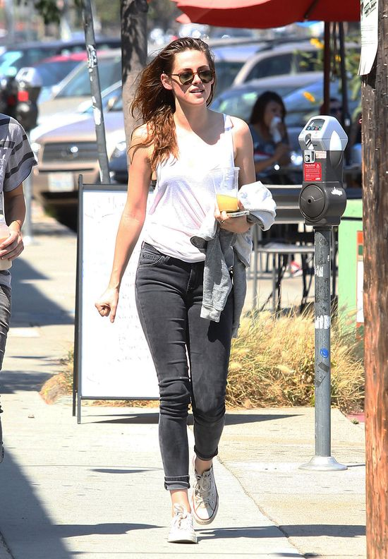 Kristen Stewart ma nowego chłopaka?