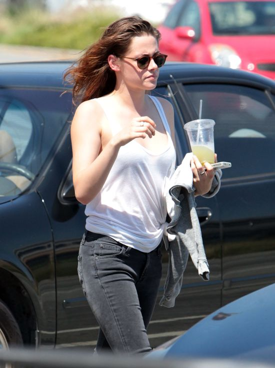 Robert Pattinson ma obsesję na punkcie Kristen Stewart?
