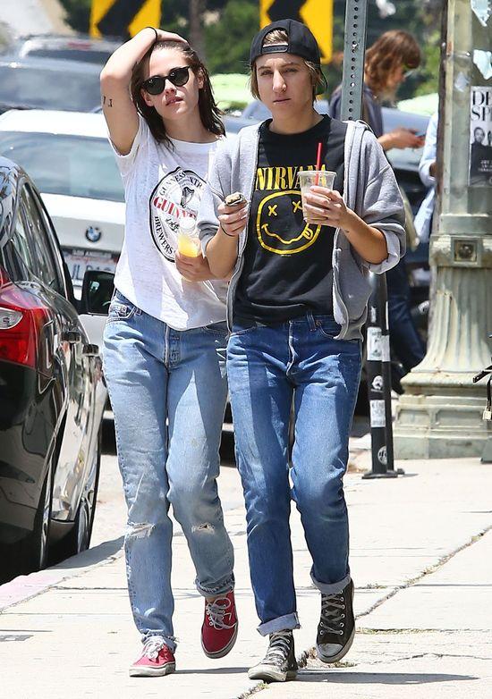 Kristen Stewart została żoną Alicii Cargile?