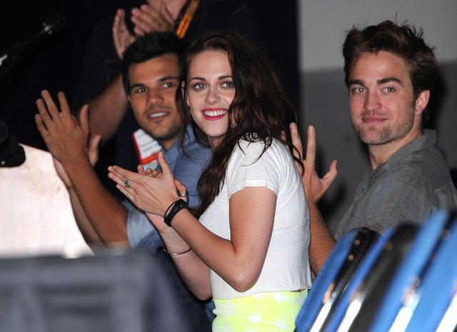 Robert Pattinson chce się ożenić z Kristen Stewart