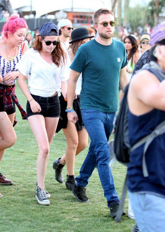 Kristen Stewart otworzy�a si� w temacie Roberta Pattinsona