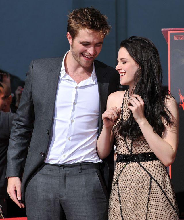 Stewart i Pattinson planowali dziecko?