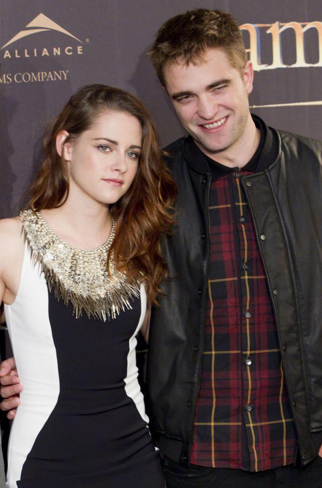 W tym momencie Kristen Stewart zawsze dzwoni do Roberta Pattinsona