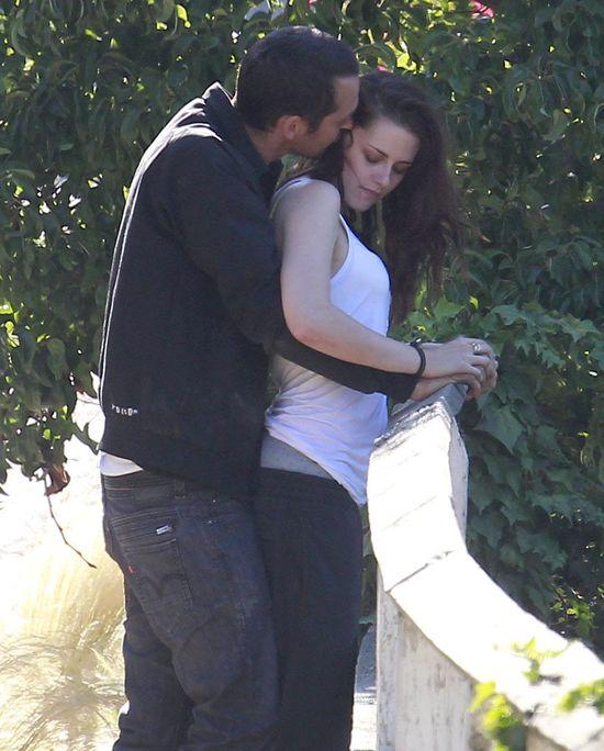 Kochanek Kristen Stewart: To piękna chłopczyca