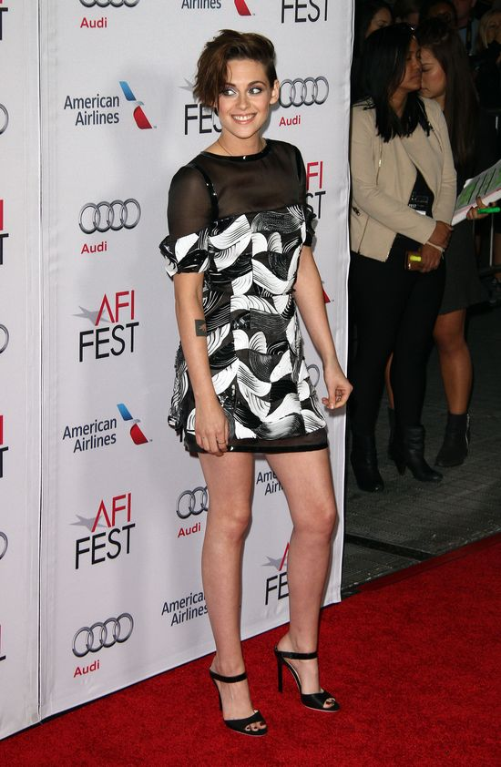Kristen Stewart udowadnia, że jak chce, to potrafi (FOTO)