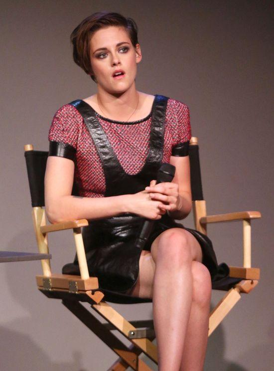 Kristen Stewart udowadnia, że ma zgrabne nogi i... (FOTO)