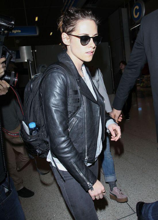 Na pewno chcecie zobaczyć włosy Kristen Stewart z bliska?