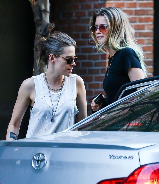 Kolejny zwi�zek Kristen Stewart z kobiet� (FOTO)