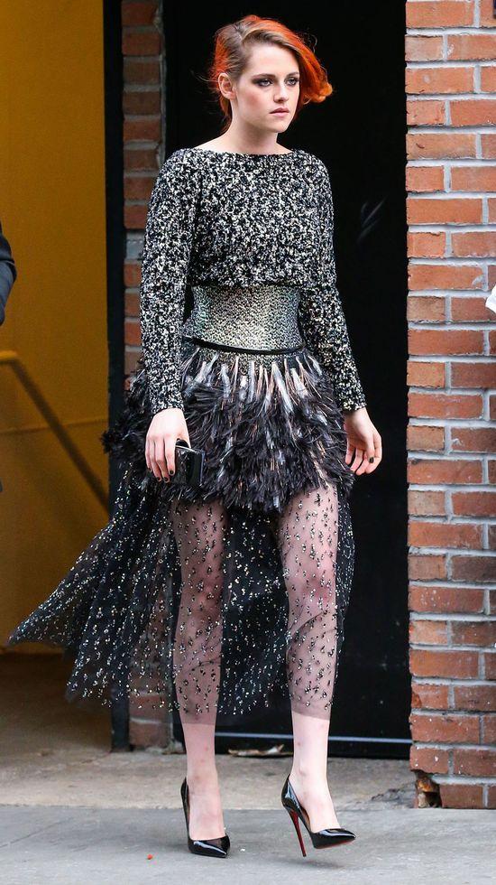 Co powiecie na pupę Kristen Stewart w samych stringach?VIDEO