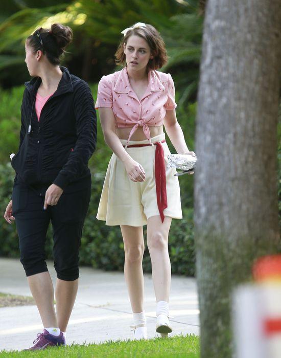 Dziewcz�ca Kristen Stewart w takim wdzianku? (FOTO)