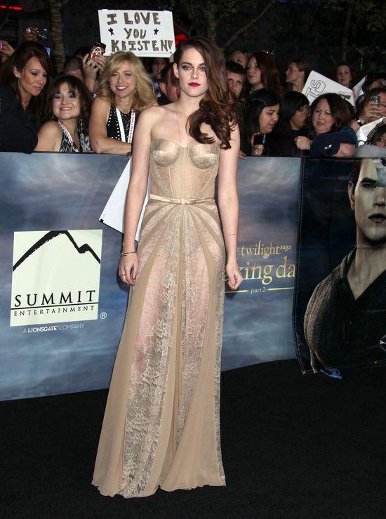 Kristen Stewart najlepiej ubran� gwiazd� 2013!