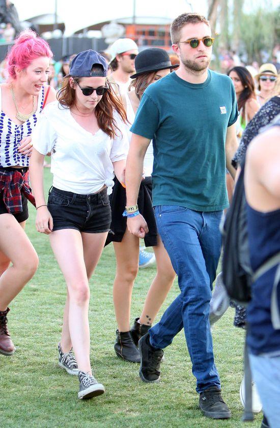 Robert Pattinson przyznaje się do kontaktów z Kristen