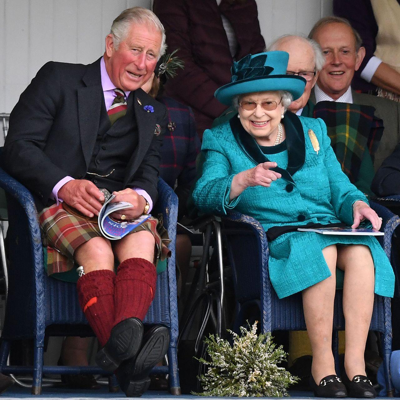 The Braemar Royal Highland Gathering 2018