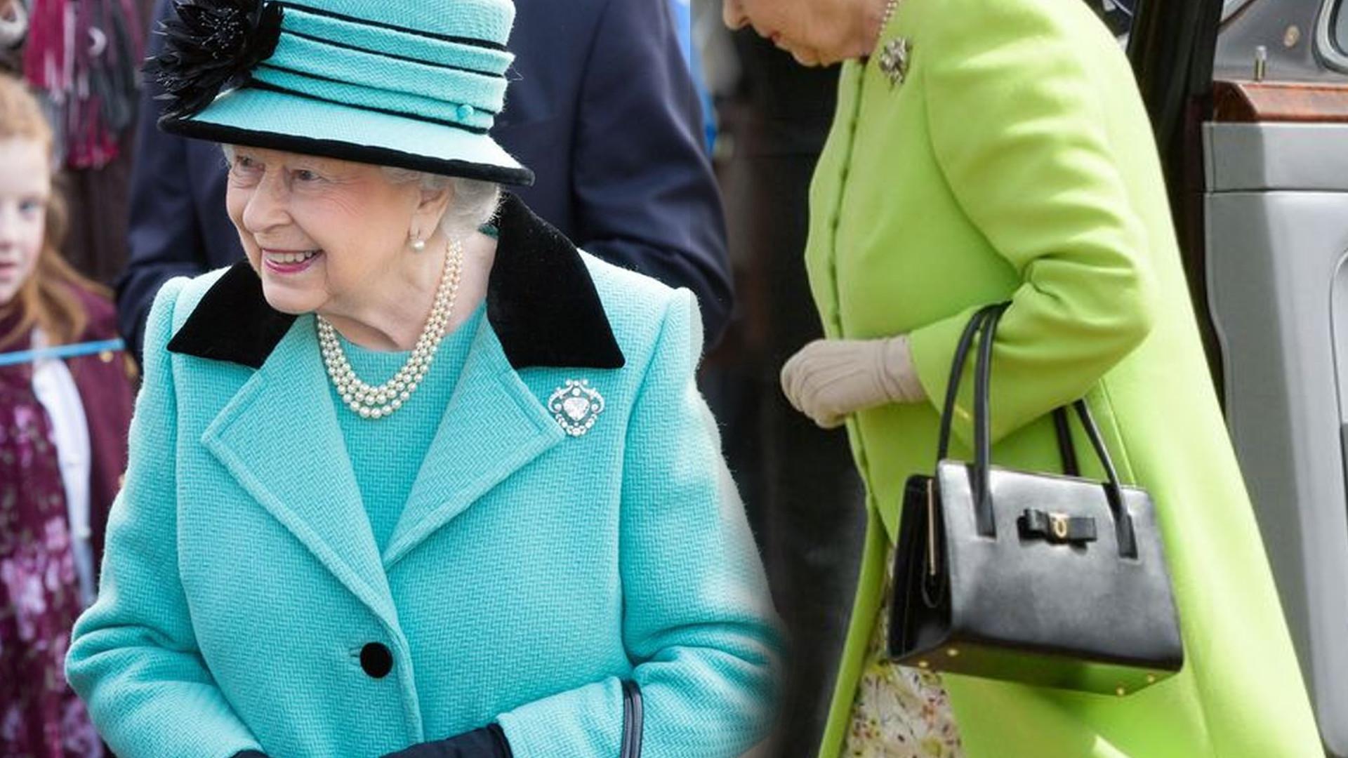 Ujawniono TAJEMNICZĄ zawartość i przeznaczenie torebki królowej Elżbiety
